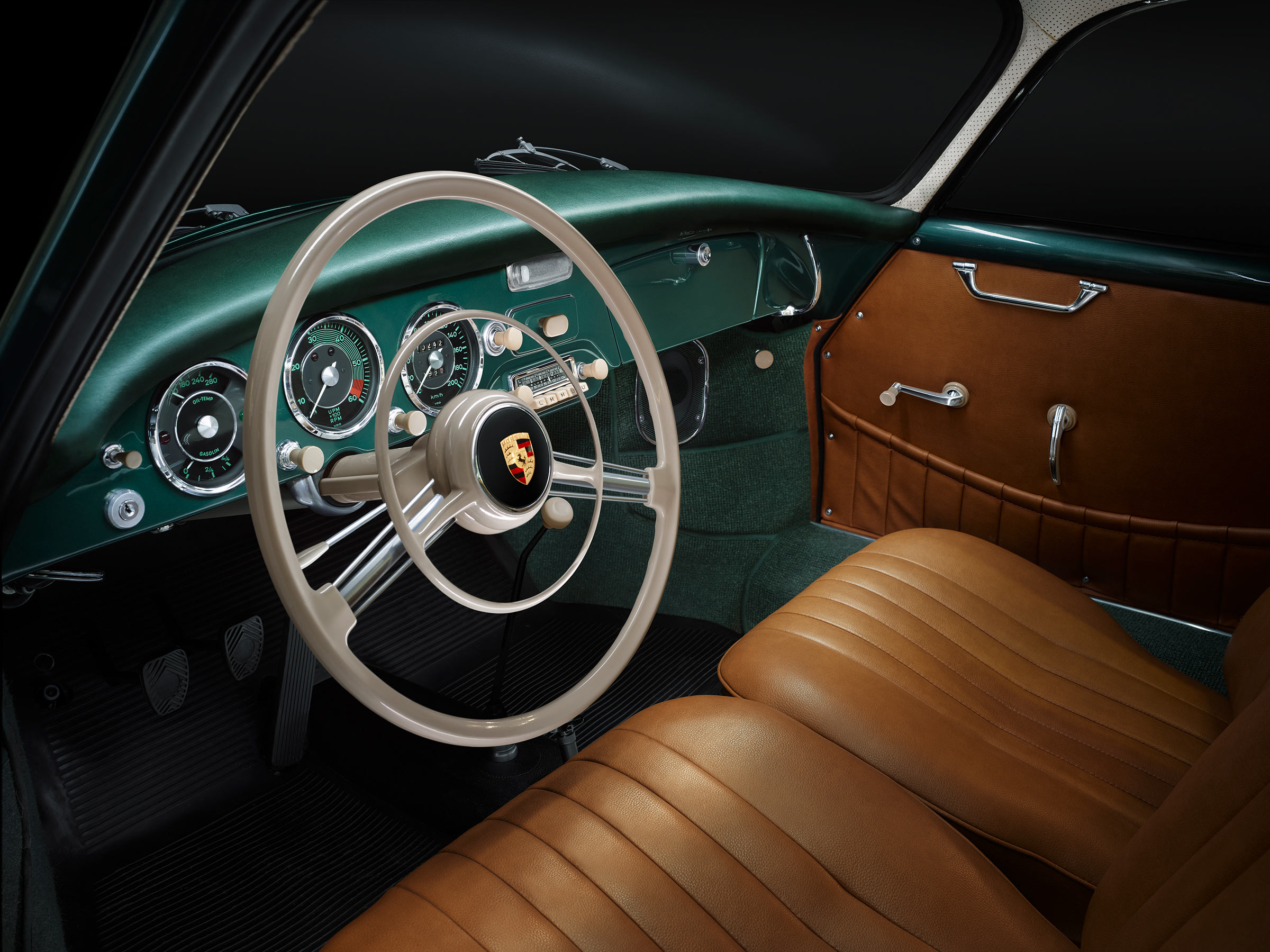Interieur Car Porsche Photography Pascal Malamas